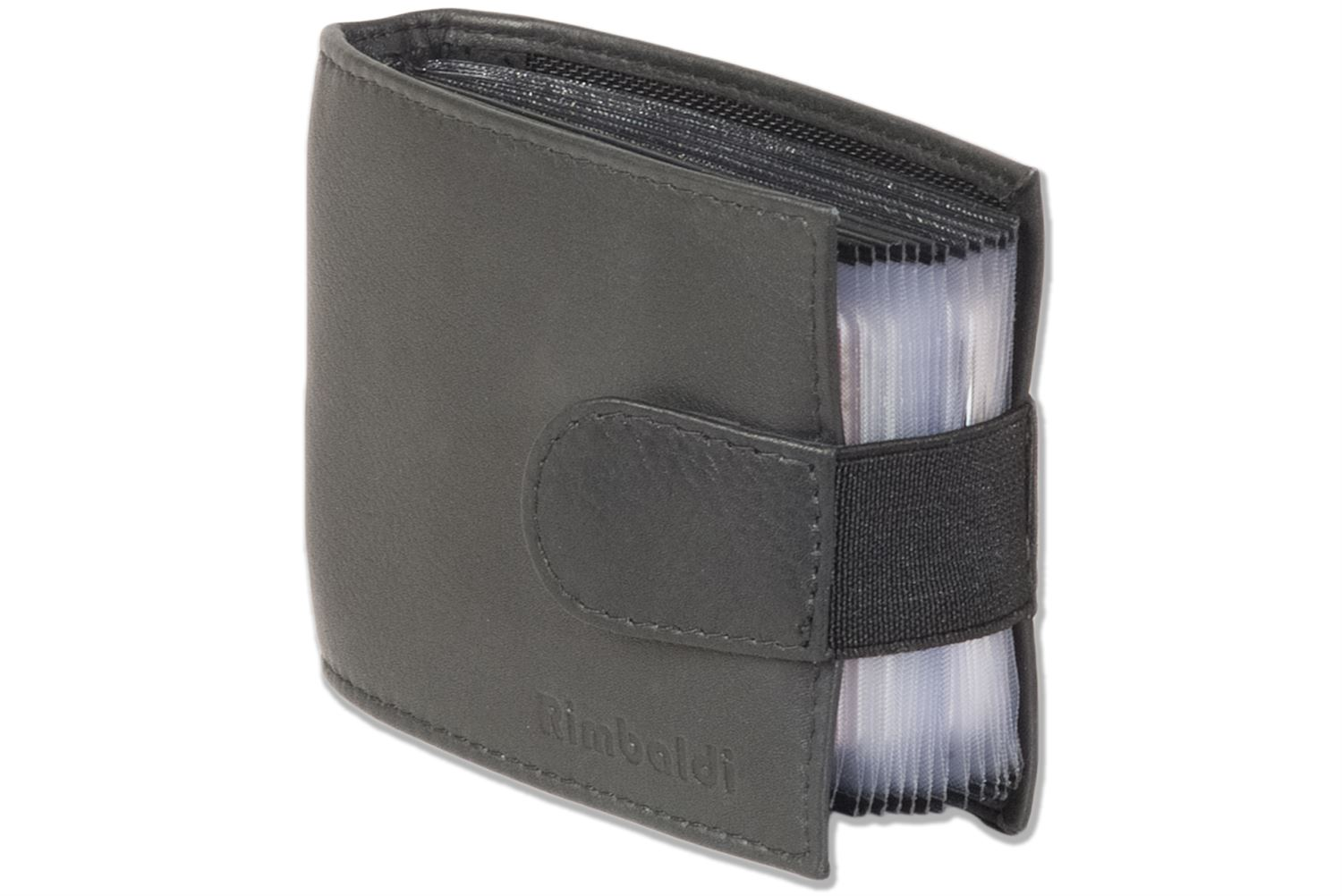 Rimbaldi credit card holder for 20 cards or 40 business cards rimbaldi credit card holder for 20 cards or 40 business cards made of colourmoves