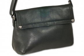 Platino - luxury ladies handbags made of the finest natural, soft cowhide in black