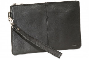 Rimbaldi® - Flat Universal bag with a practical leather strap from hochwerigem Riund nappa leather i