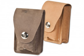 Woodland® - Luxury shoulder bag made ​​of natural buffalo leather